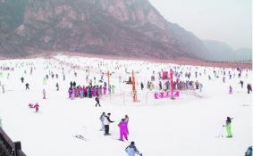 2018北京石京龙滑雪场门票+雪具收费+交通