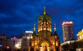 哈尔滨冰雪大世界春节开放时间+人多吗